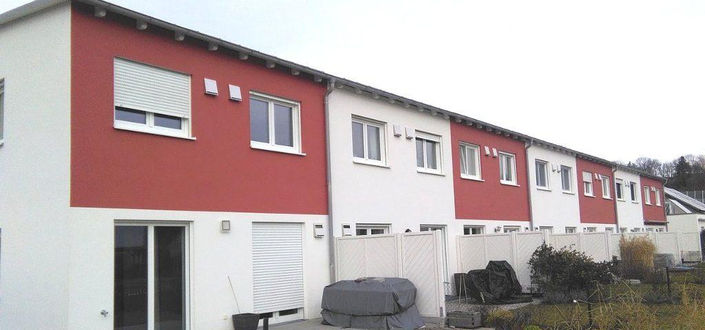 Referenz Innenkalk-, Gipsputz, Fassadenputz