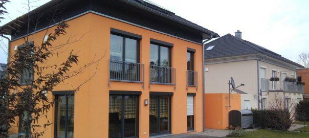 Referenz Innenkalkputz, Fassade WVDS